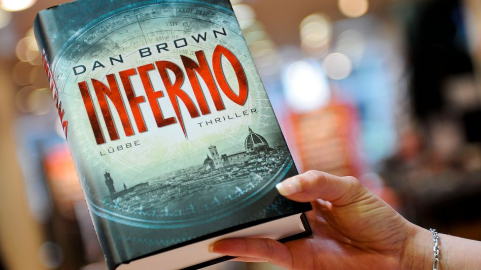 "Brown-Roman ""Inferno"": Lasst alle Hoffnung fahren"