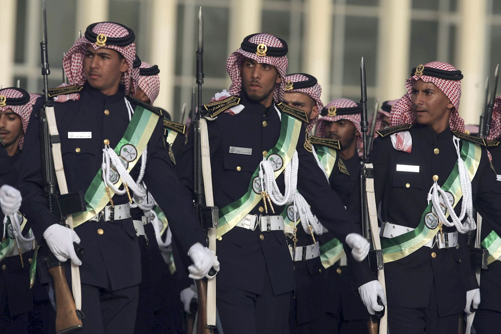 Saudi Arabien / Nationalgarde