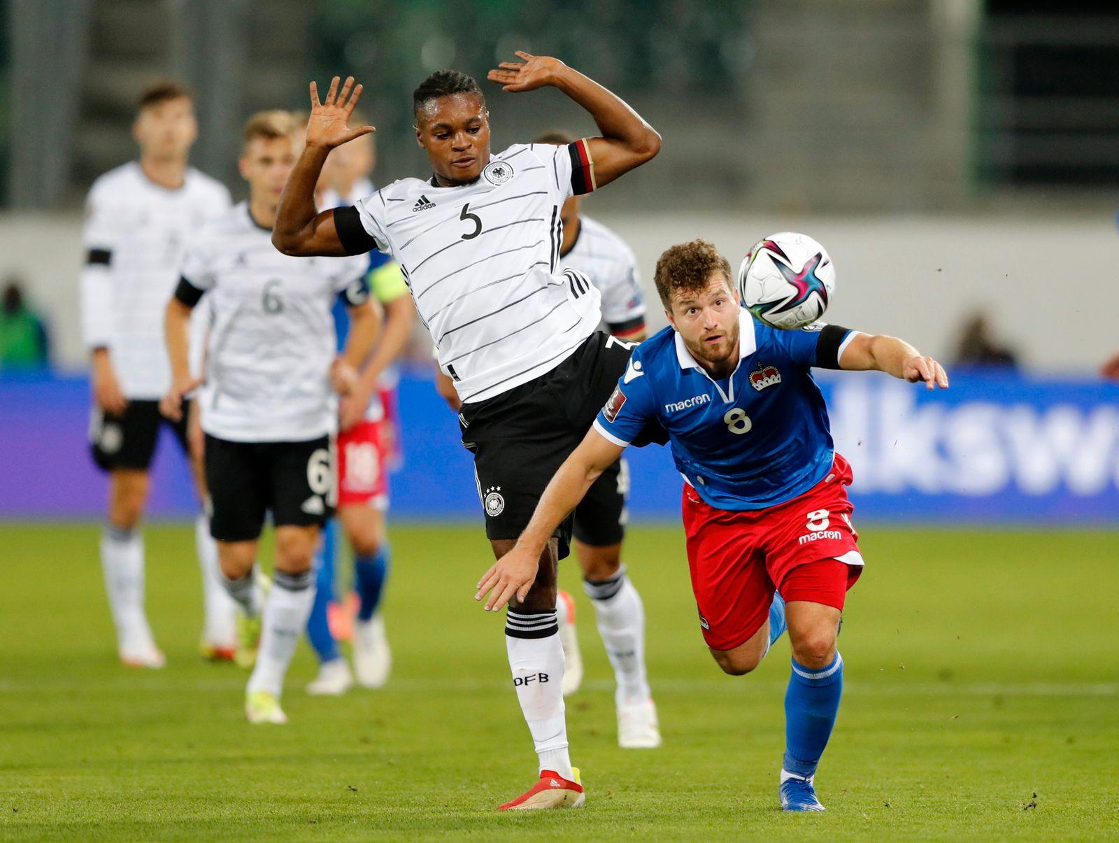 World Cup - UEFA Qualifiers - Group J - Liechtenstein v Germany