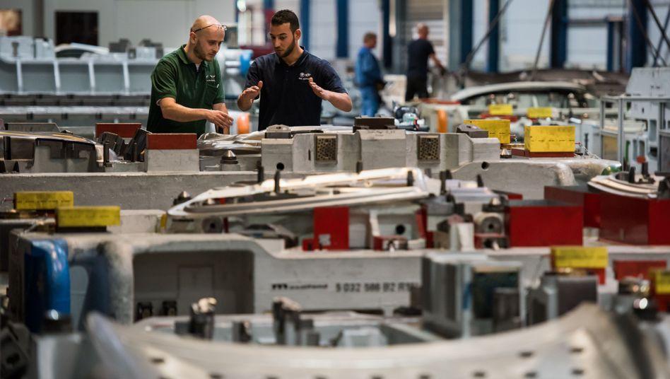 BMW-Fabrik in München