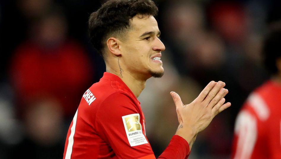 Bayerns Philippe Coutinho - jetzt in München angekommen?