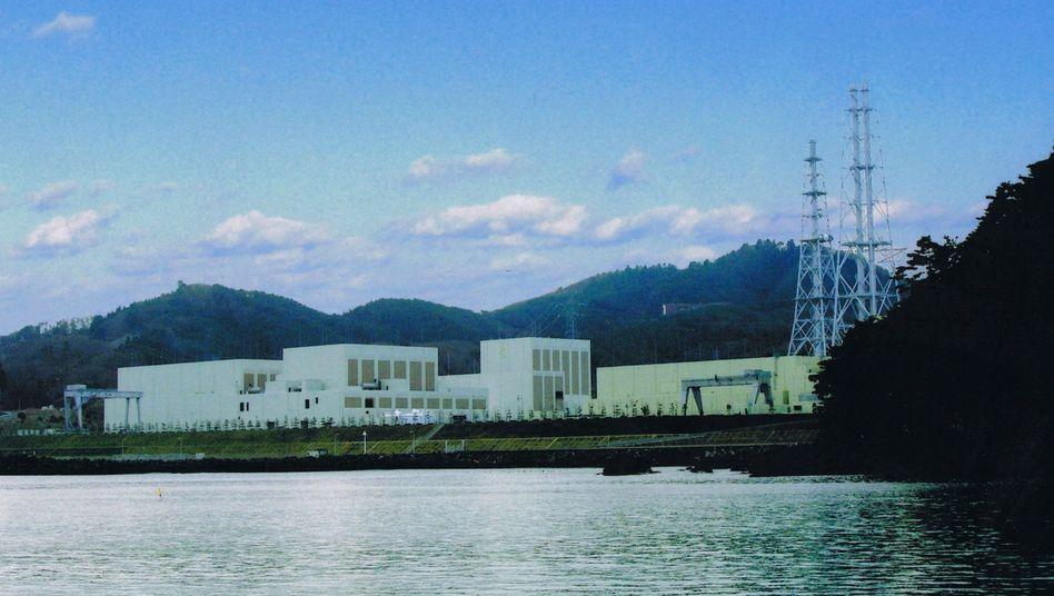 Kernkraftanlage Onagawa, Japan (Archivbild): Zurzeit sind keine Reaktoren in Japan am Netz