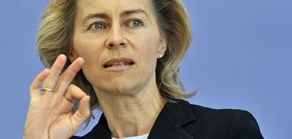 Familienministerin von der Leyen: Wenig Zeit bis zur Sommerpause