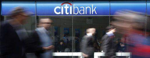 Citigroup-Filiale in New York: Mit acht Milliarden Dollar im Minus