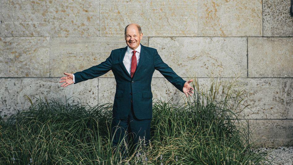 "Kanzlerkandidat Scholz: ""Das wird ein harter Ritt"""