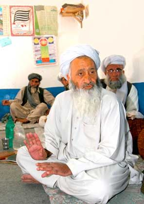 """Taliban supporter Maulana Noor Mohammed: The movement will expand to neighboring countries and """"finally to the whole world."""""""