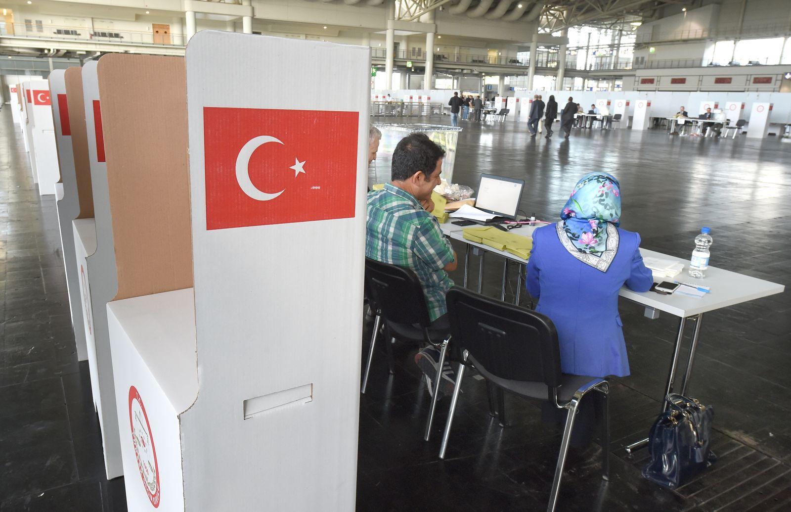 Türkei/ Wahl