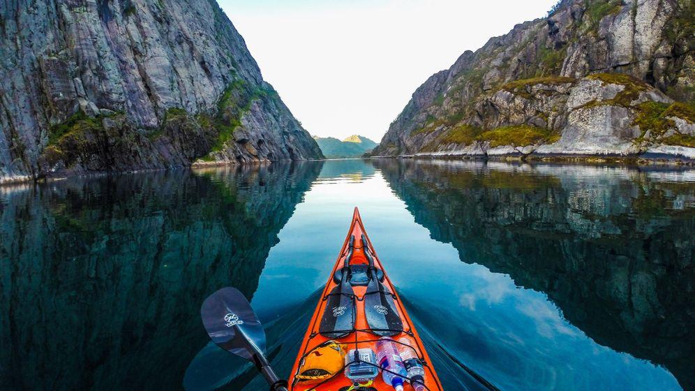 Norwegens Fjorde und Seen: Pfeil ins Naturparadies