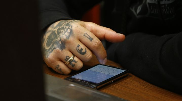 Tattoo von André E.