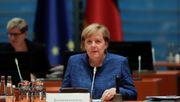 """Merkel warnt vor """"ausgesprochen schwieriger"""" Corona-Situation"""