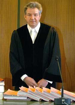 Richter Gerd Nohl: Schlimmer als die Todesstrafe