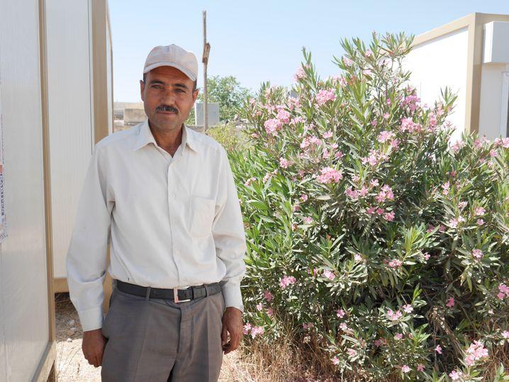 Mahmud Shekho Ali, Beamter in Kobane