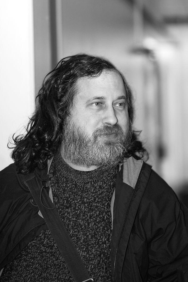"""Stallman: """"Ich rühre nichts an, was nicht Freie Software ist"""""""