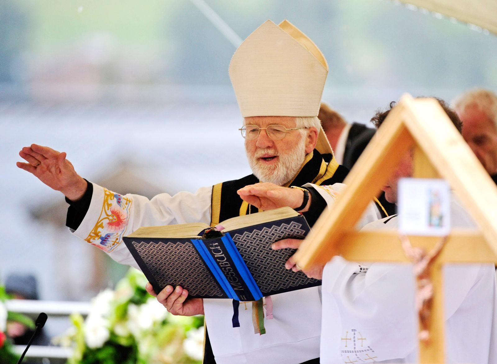 EINMALIGE VERWENDUNG Bischof Andreas Laun