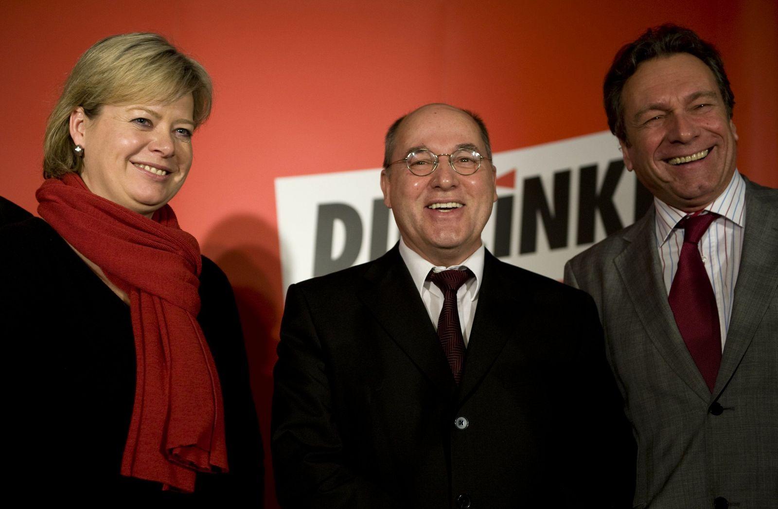 Lötzsch / Gysi / Ernst