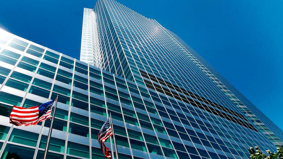 """Goldman Sachs in New York: """"Nicht die Art und Weise, wie wir unser Geschäft betreiben"""""""