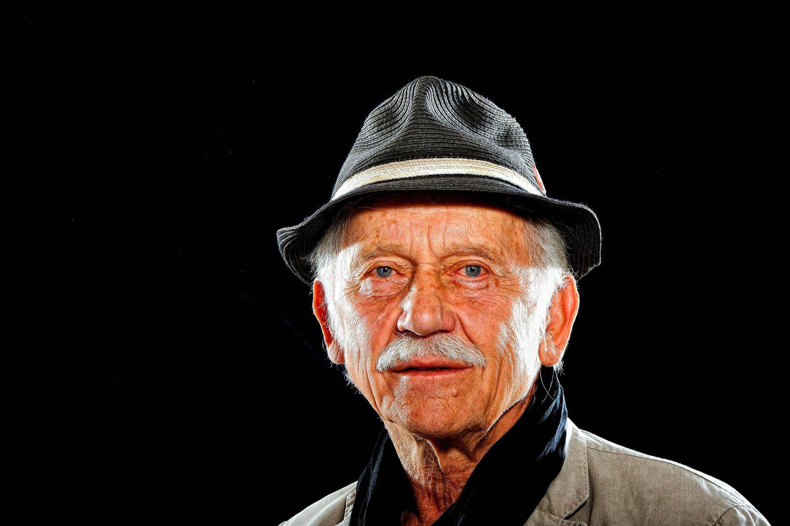 Tilo Prückner, deutscher Schauspieler und Autor, Portrait, Deutschland, Europa *** Tilo Prückner, German actor and autho