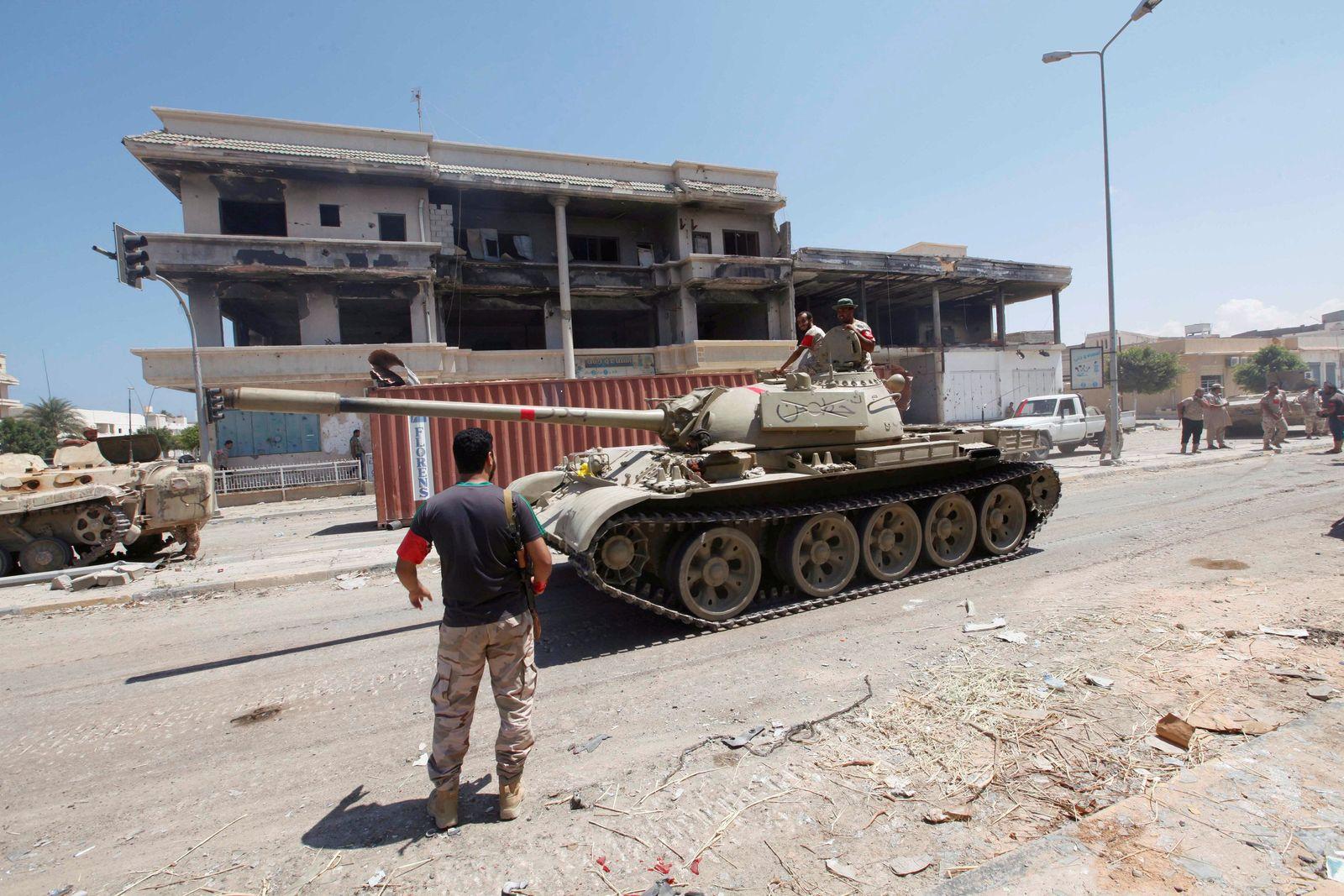 Libyen Sirte