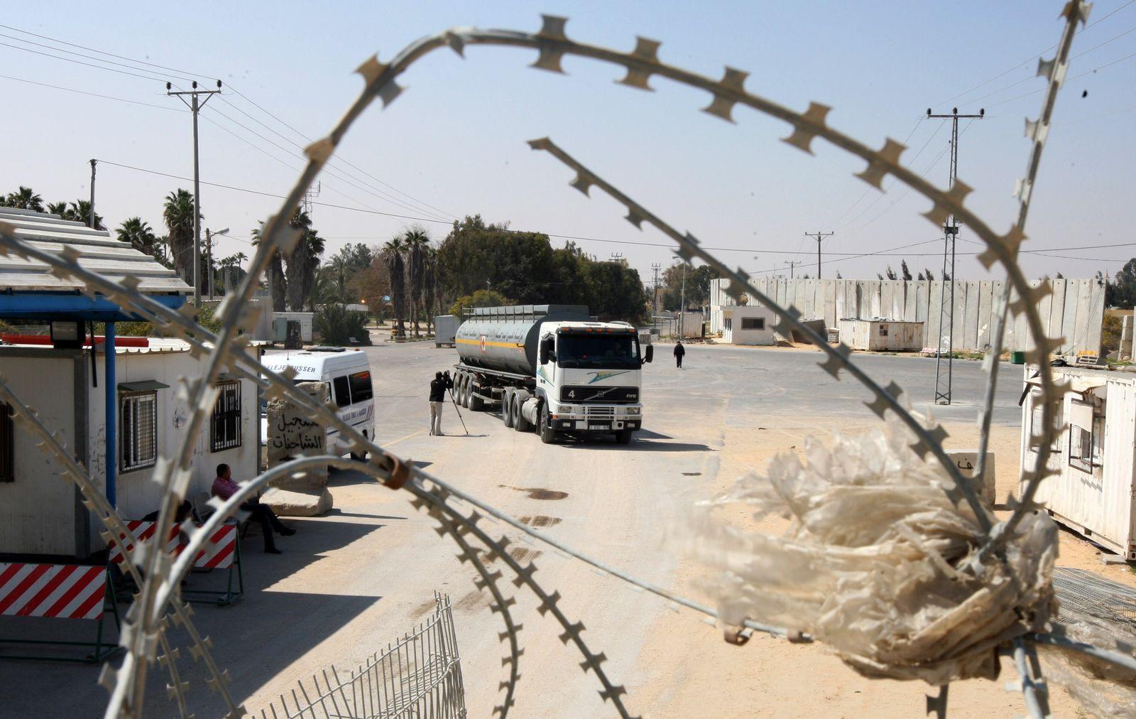 Versorgungsnot Gaza