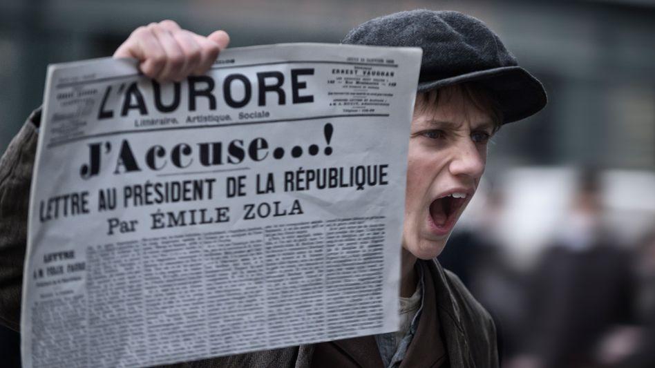 """Szene aus """"J'accuse"""" von Roman Polanski: Die Aktualität der Dreyfus-Affäre"""