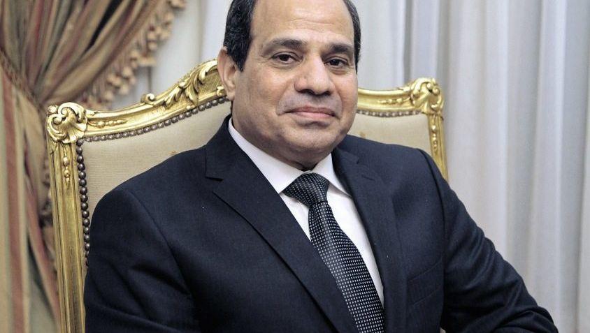 Staatschef Sisi