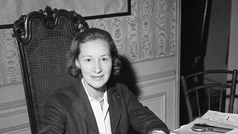 Marie-Madeleine Méric (später Fourcade)
