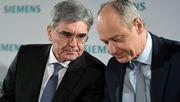 Siemens ernennt Vizechef Busch zum Nachfolger von Joe Kaeser