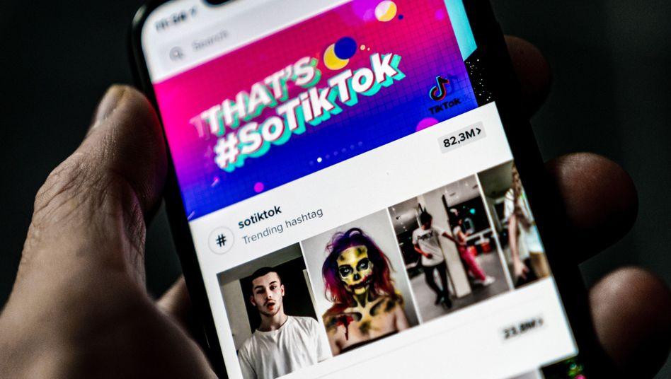 Sicherheitsbedenken: US-Regierung überprüft offenbar chinesische Video-App TikTok