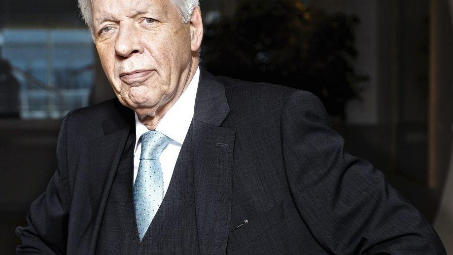 Stiftungsvorsitzender Müller: »Das ist für viele sehr traurig«