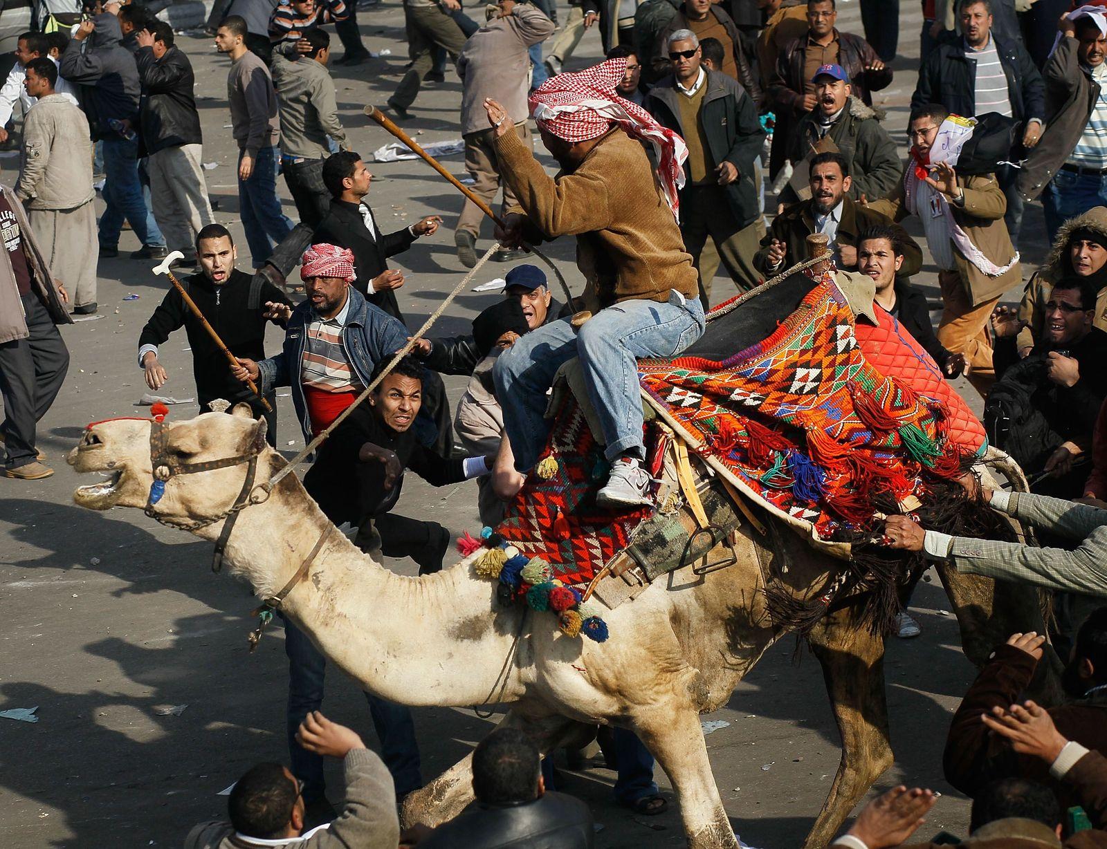 Ägypten / Unruhen / Mittwoch