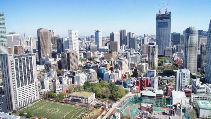 Studieren in Tokio: Putzig heißt auf Japanisch kawaii