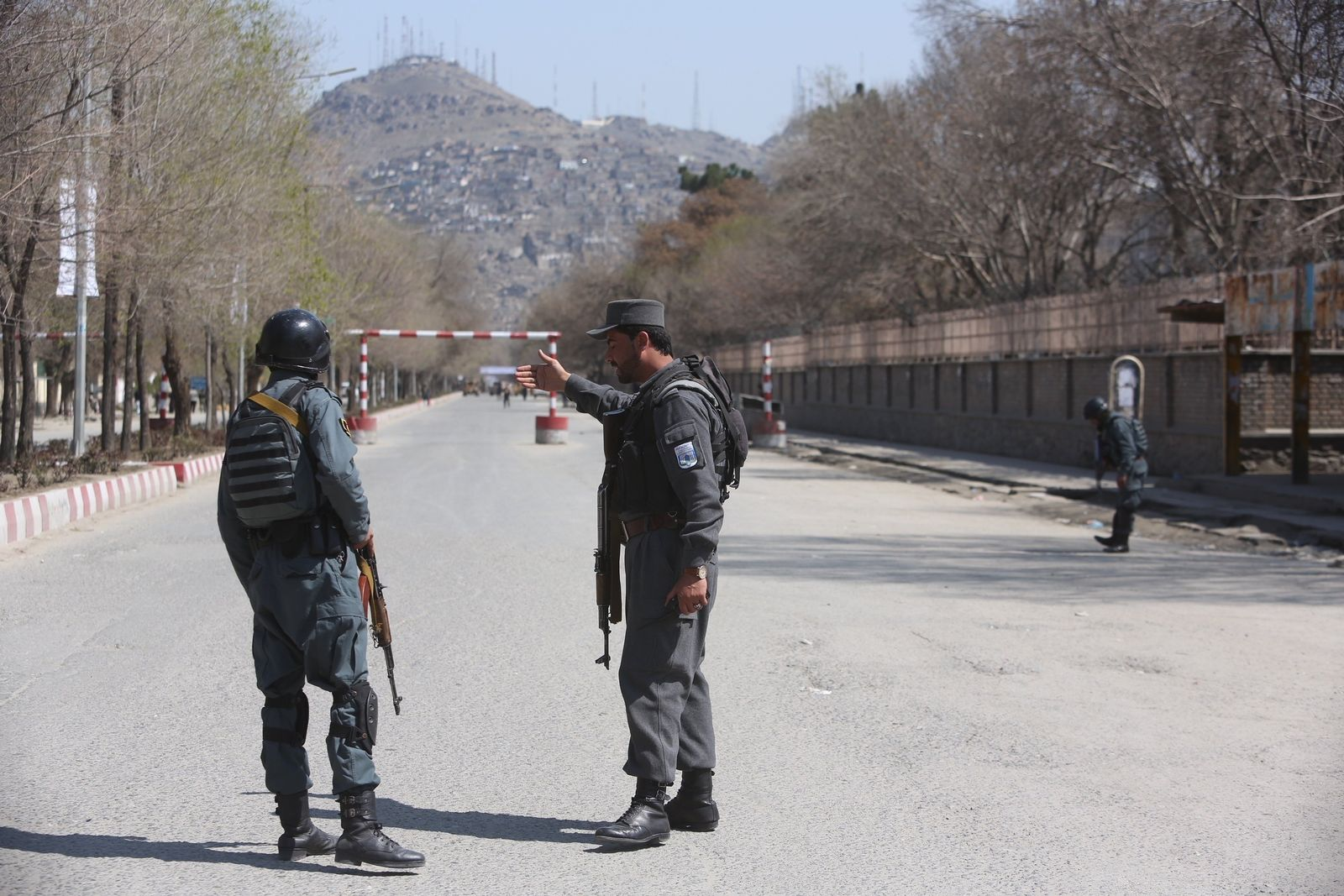Afghanistan/ Anschlag/ Terrorismus/ Kabul