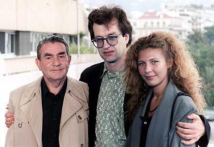 Regisseur Wenders, Darstellerin Dommartin (1987): Die Schauspielerin starb an einem Herzinfarkt