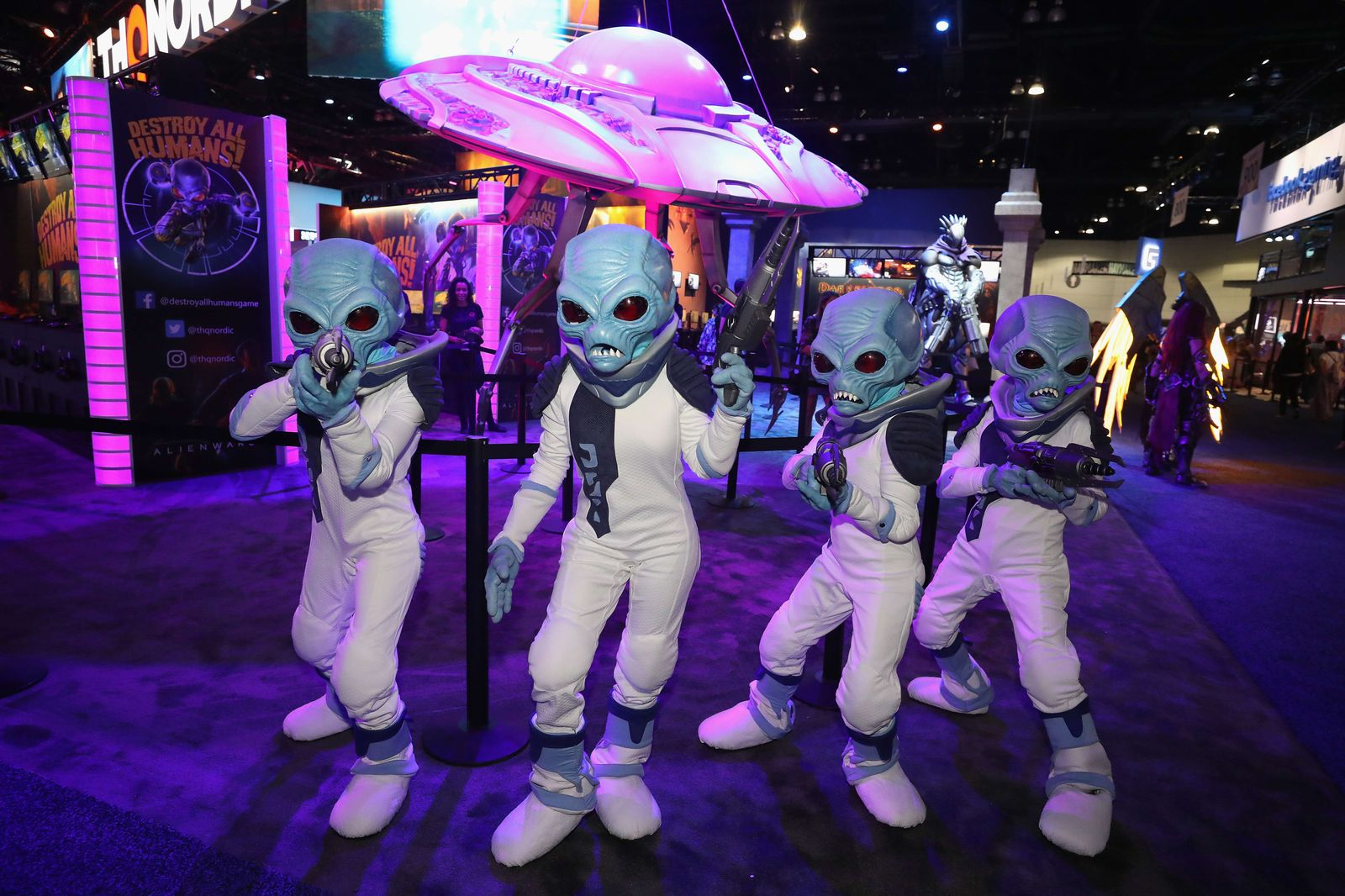 US-ANNUAL-E3-EVENT-IN-LOS-ANGELES-SHOWCASES-VIDEO-GAME-INDUSTRY