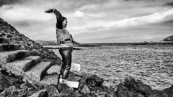 Haenyeo auf Jeju: Die Meerfrauen von Südkorea