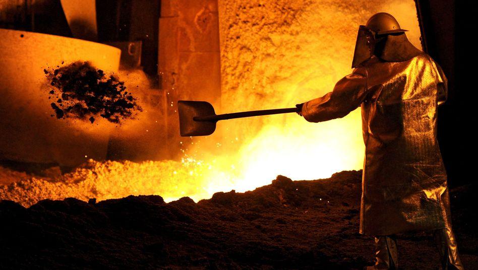 Stahlkocher bei Salzgitter: Zahl der Vorstandsposten wird halbiert