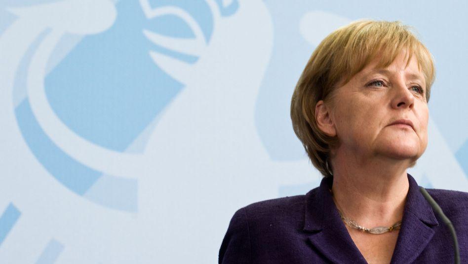 """Kanzlerin Angela Merkel: """"Ich glaube, dass diese Argumente schon gehört wurden"""""""