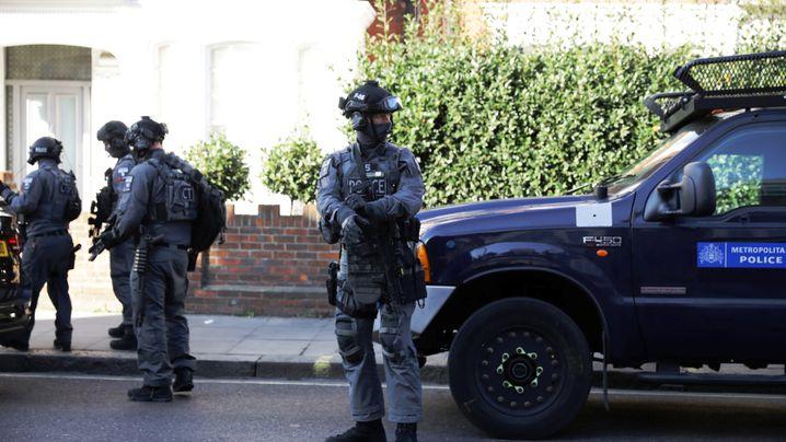 Vorfall in U-Bahn: Antiterroreinsatz in London