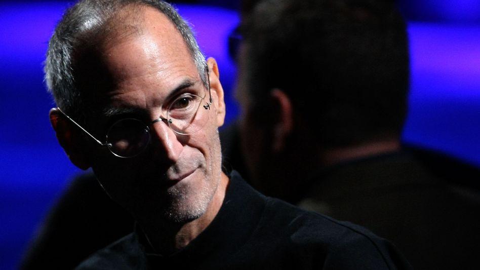 Steve Jobs: Der Apple-Chef ist auch bei Disney der starke Mann