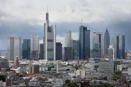 Europe's banks may not have written subprime mortgages, but it turns out they financed something worse: subprime countries.
