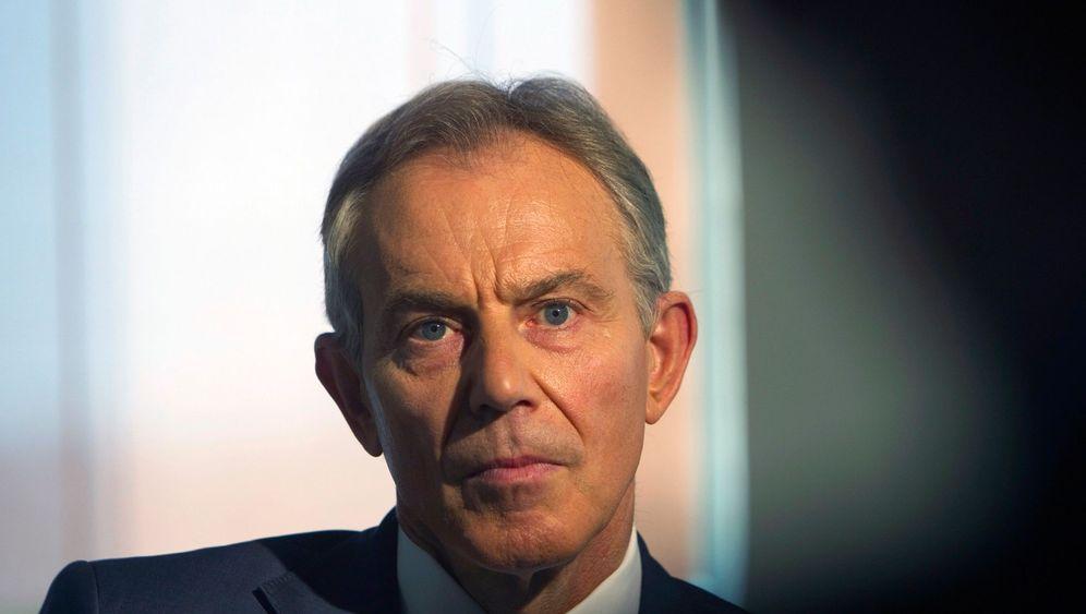 """""""Bürgerarrest"""": Blairs öffentliche Blamage"""