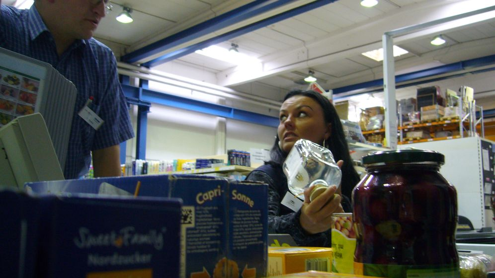 Photo Gallery: Simulated Supermarket