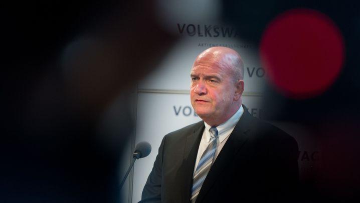 Fotostrecke: Der Machtzirkel um VW-Betriebsratschef Bernd Osterloh