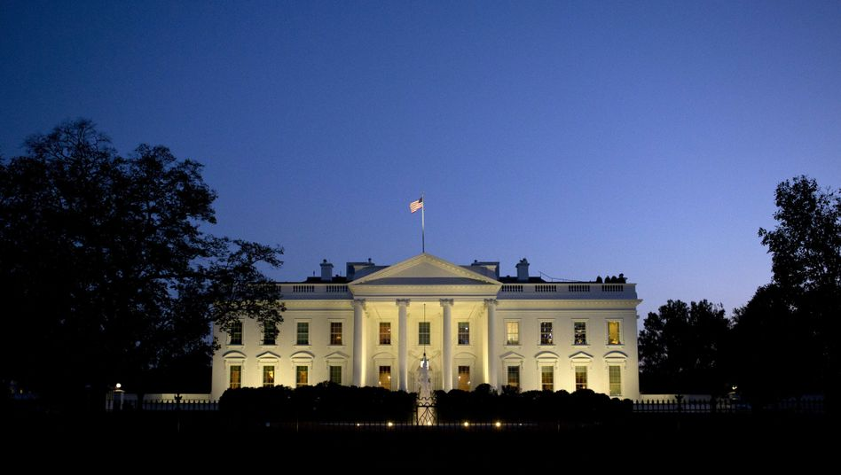 Weißes Haus in Washington: 200 Millionen Wahlberechtigte