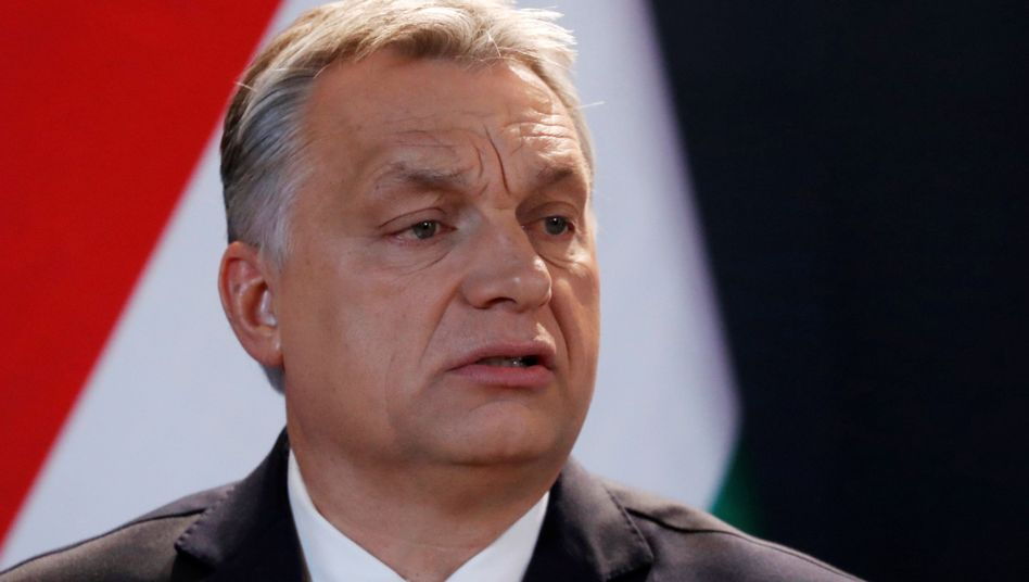 Ministerpräsident Orbán