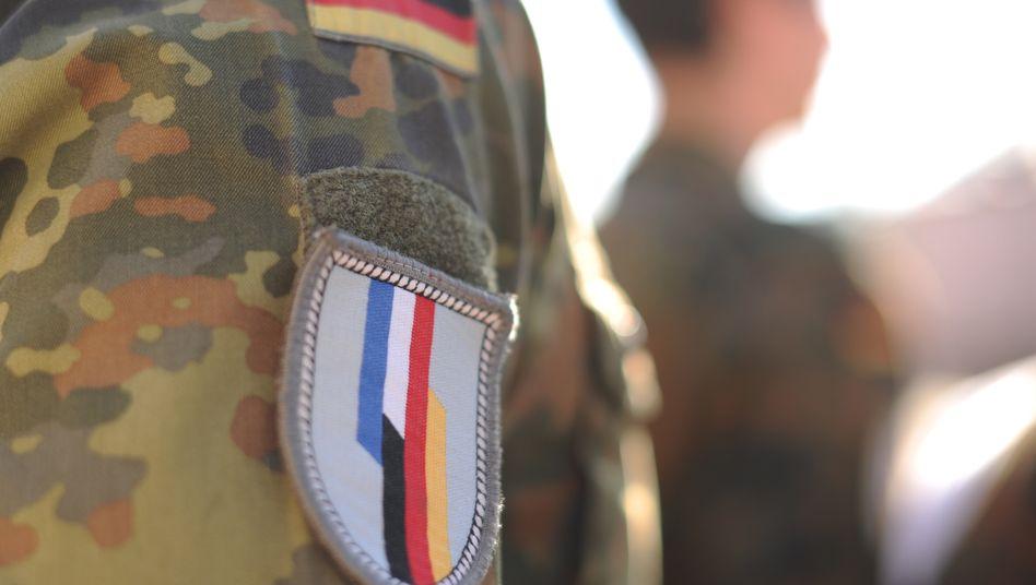 Abzeichen der deutsch-französischen Brigade