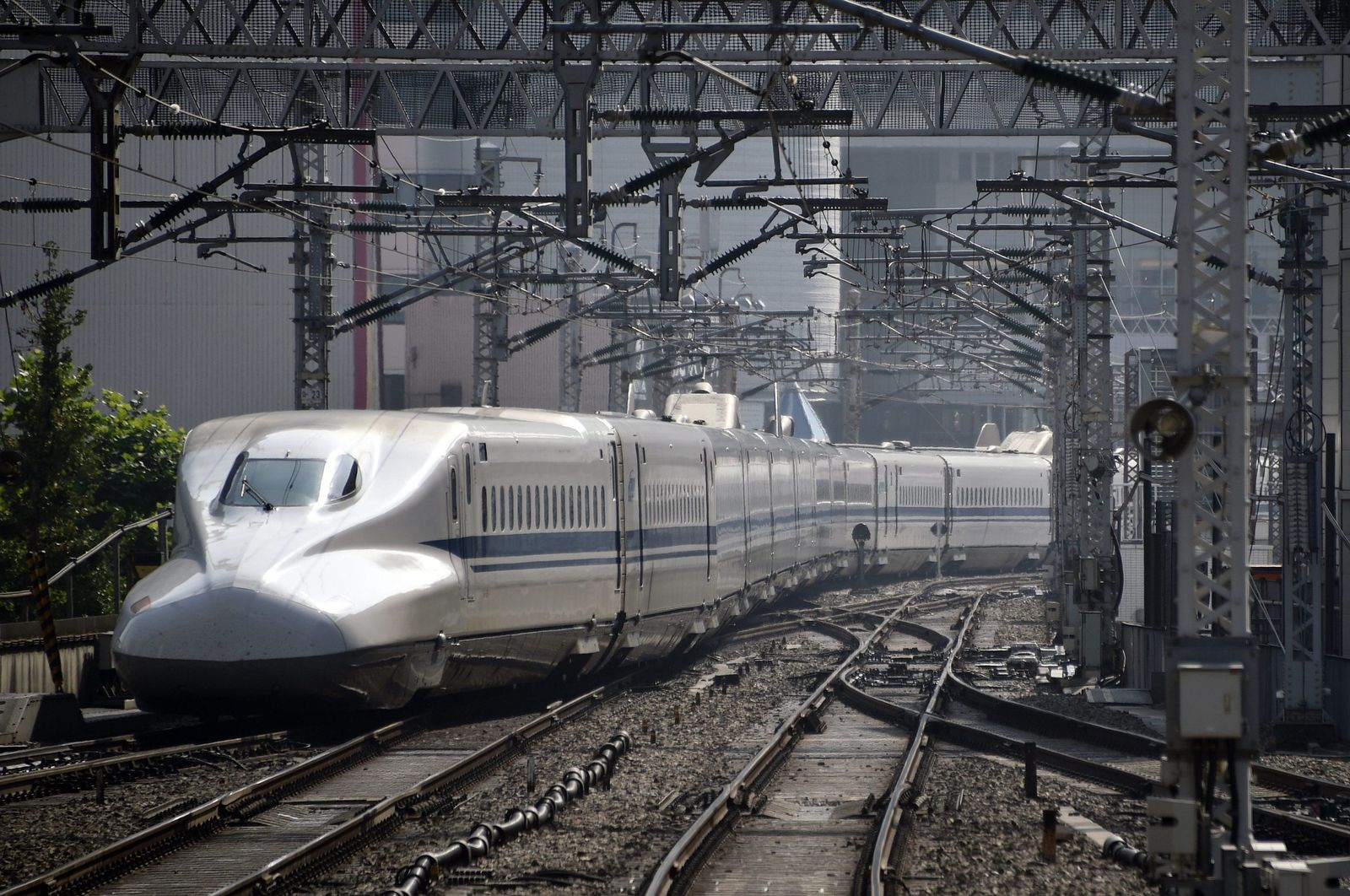 ICE Generation / Shinkansen Line