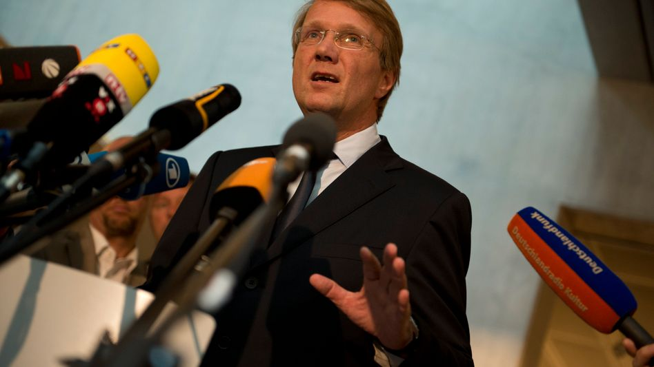 """Kanzleramtschef Pofalla am 12. August 2013: """"No-Spy-Abkommen angeboten"""""""