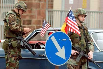 US-Hauptquartier der Landstreitkräfte in Heidelberg: Abmarsch für immer?
