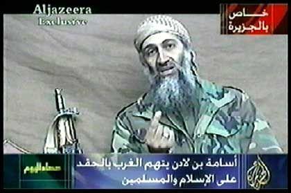 Terrorchef Bin Laden konnte angeblich aus Tora Bora fliehen